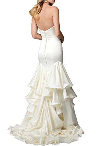 Gorgeous Bride - Robe - Femme Doré