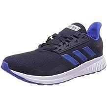 zapatillas azules adidas hombre