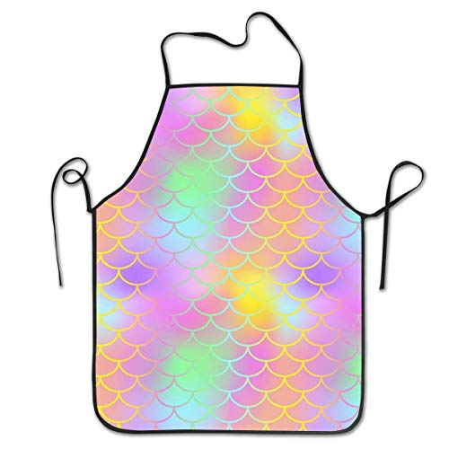 HTETRERW Weed Alien Face Pizza Aprons - Drawing Crafting Waist Bib, Multipurpose for Cooking Grill Baking Protective Apron, Durable and Novelty, Ideal for Painter Chef - Pizza Mädchen Kostüm