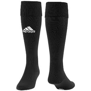 Adidas Adi sock Junior & Senior Socks (Milano Black, 8.5 UK- 10.5 UK)