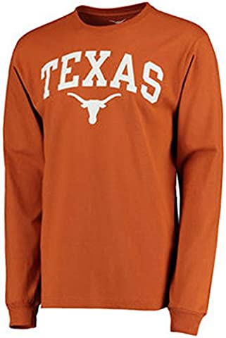 Texas Longhorns Shirt T-Shirt Jersey Hat Flag Decal Memorabilia Clothing Apparel Large
