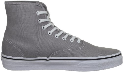 Vans U AUTHENTIC HI VRQFLNQ Unisex-Erwachsene Sneaker Weiß (wild dove/trwt)