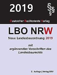 Landesbauordnung Nordrhein-Westfalen: LBO NRW 2019