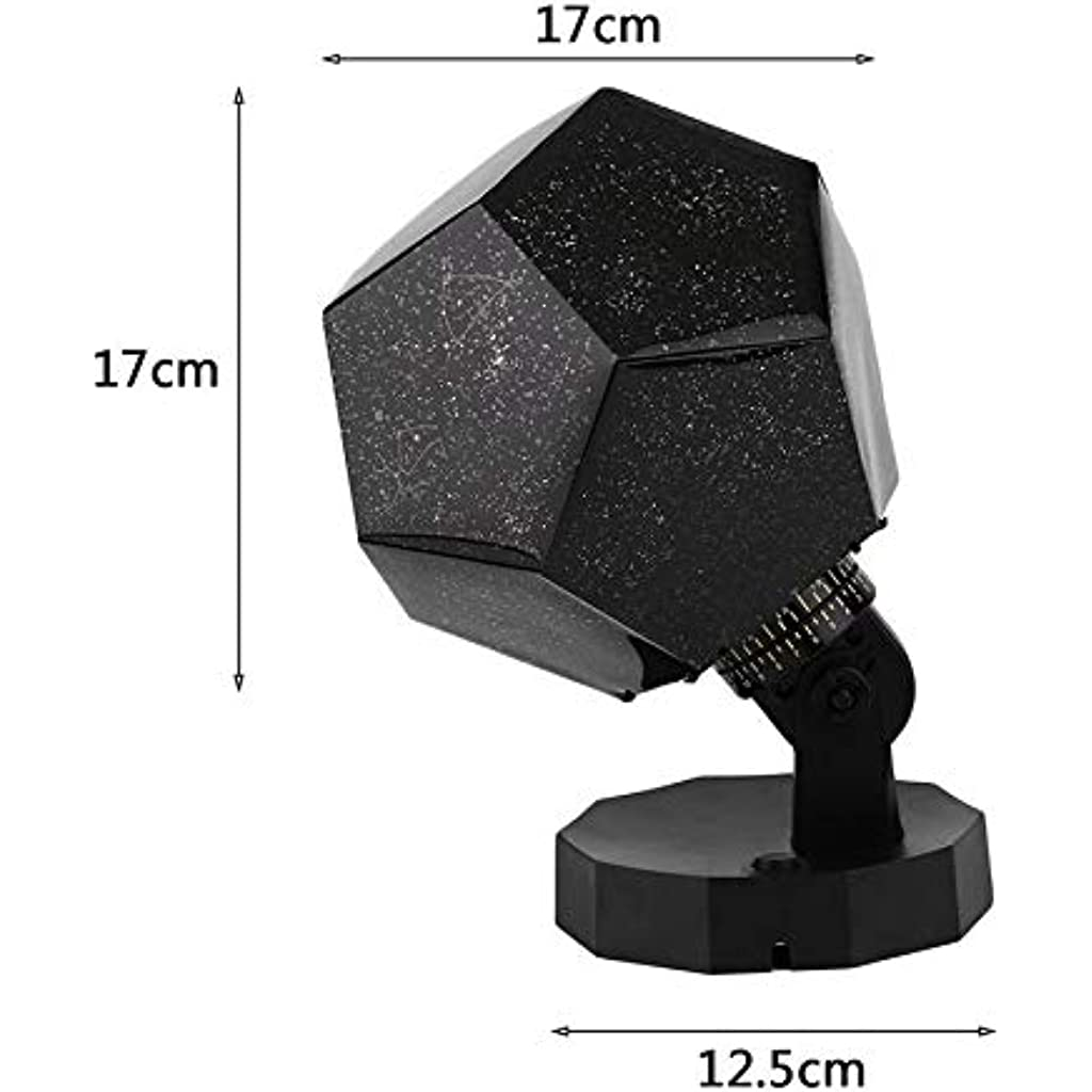 6226484afe8f Star Sky Projector Romantic Cosmos Night Lamp LED Projection Lamp Bedroom  Decoration Portable Home Decor Kid's Gift