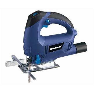 Einhell 4321110 Sierra de calar eléctrica, 600 W, Azul