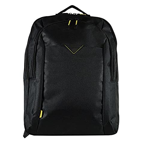 Techair TANB0700V3 Notebook Carrying Backpack for Upto 15.6-Inch