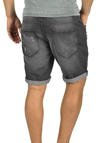 SOLID Toy - pantaloncini jeans da Uomo Dark Grey (9650)