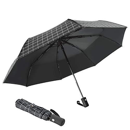 Paraguas Plegable Automático Compacto