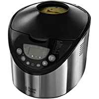 Russell Hobbs 22710 Bread Maker, 2L, 650 W - Stainless Steel Silver