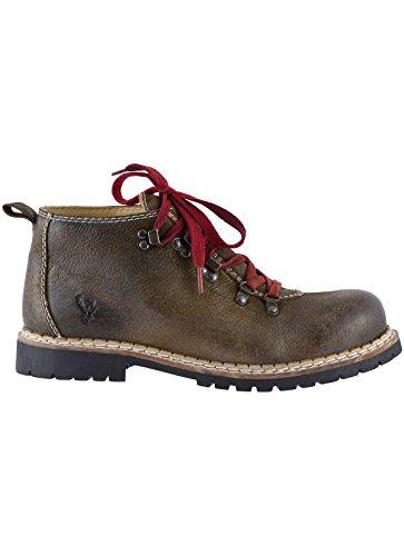 Trachtenschuhe Haferlschuhe Schuhe Robusta Gr. 41 beige