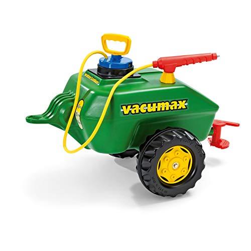 Rolly Toys Anhänger Rolly Toys 122868 - rollyVacumax (für Kinder von 3 bis 10 Jahren, Fassanhänger, Pumpe mit Spritze, Befüllung max. 15 Liter)