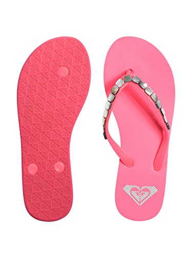 Shells J pink Pink Pnk Sndl Damen Roxy Bermuda Zehentrenner UF5wqF1z