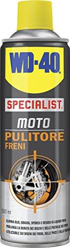 WD-40 Specialist Moto - Pulitore Freni Moto Spray - 500 m