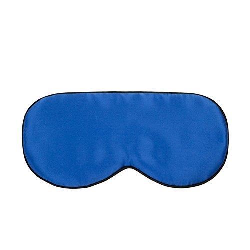 Alexsix Sleeping Masks Strap Soie Naturelle Super Smooth Sommeil Sommeil Accessoires de Couchage