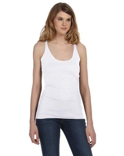 Bella - T-shirt de sport - Asymétrique - Femme WHT FLCK TRIBLND