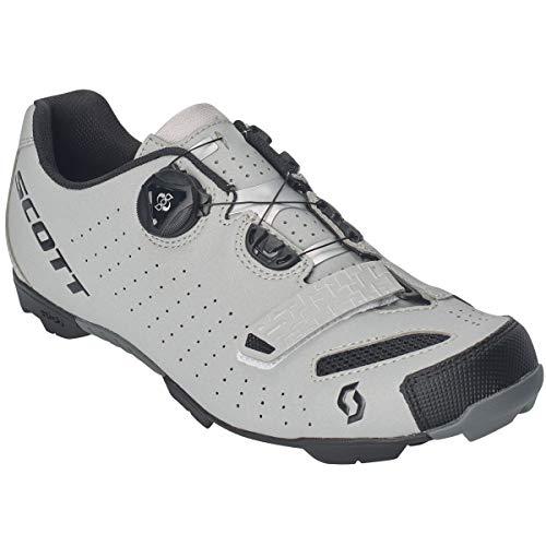 Scott MTB Comp Boa Damen Fahrrad Schuhe Reflective grau/schwarz 2019: Größe: 38