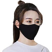 Unisex Mundmaske Baumwollmaske Anti Staub Schutzhülle mit 3 schwarzen Erwachsenen Gesicht Mundschutz PM 2,5 Schutz... preisvergleich bei billige-tabletten.eu