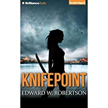 BY Robertson, Edward W ( Author ) [ KNIFEPOINT (BREAKERS #3) ] Sep-2014 [ Compact Disc ]