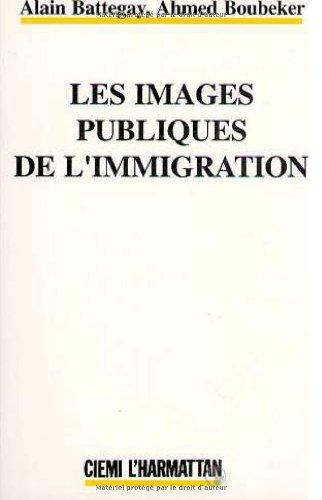 Les images publiques de l'immigration: Média, actualité, immigration dans la France des années 80