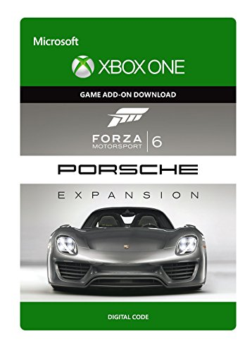 Price comparison product image Forza Motorsport 6 Porsche Expansion [Xbox One - Download Code]