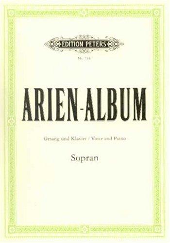 Arien Album - Nr.734 - Voice and Piano-S...