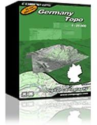 TwoNav Topo Deutschland 1:25.000 + 1:200.000