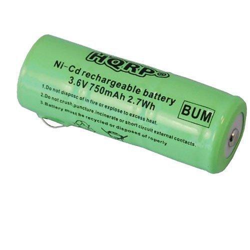 hqrp-batteria-ricaricabile-750-mah-36v-per-welch-allyn-72200-71670-71010-71050-71000-71020-71051-710