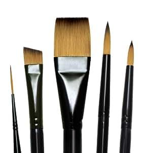 Royal & Langnickel Majestic Set de pinceaux aquarelle 5 pièces