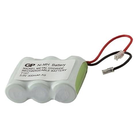 GP T157-U1 Telefone NiMH Akku (3,6A, 300mAh, PN 30AAH3BMU)