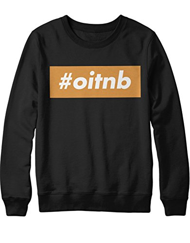 The New Black Hashtag OITNB C210040 Schwarz M ()