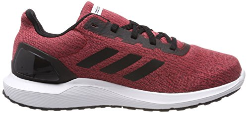 adidas Cosmic 2 M, Chaussures de Running Homme Multicolore (Hi-res Red S18/core Black/scarlet)