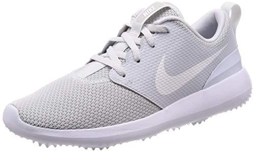 Nike Roshe G, Chaussures de Golf Femme, (Gris/Blanco 001),...