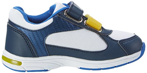 MINIONS De002415, chaussons d'intérieur garçon Blau (L.NAVY/Yellow/ 326)