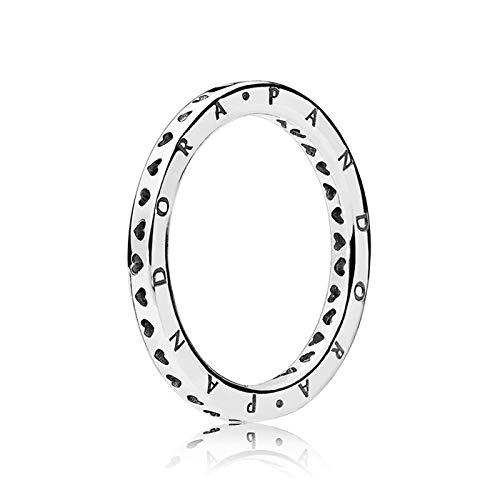 Pandora Damen-Ringe 925 Sterlingsilber 197133-48-P