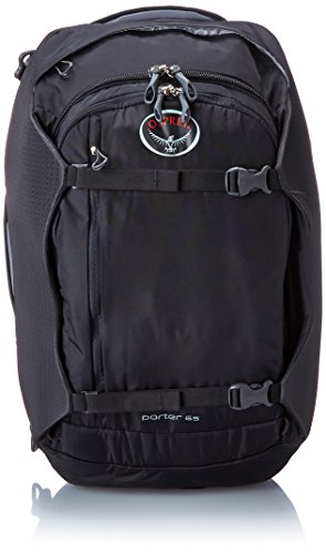 Osprey - Porter 65, color black