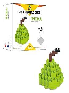 Micro Blocks wlt-6602-Juego Construcción Pera