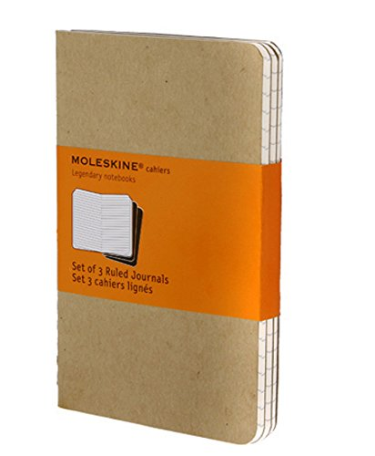 ruled-cahier-kraft-cover-pocket-set-3-quaderni-a-righe