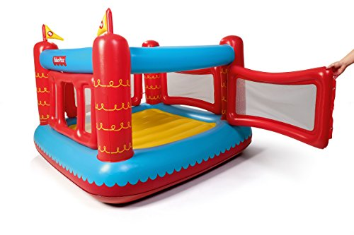 Bestway Bw93504 Fisher Price Children S Inflatable Bouncetastic