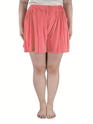 Azue - Short - Femme - rose - XXXX-Large