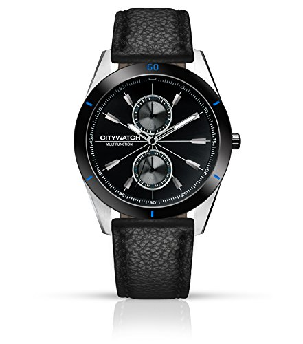 CITYWATCH Limited Edition Herren-Uhren CY010.02BL (Luxus-uhren, Limited Edition)