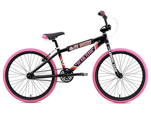 SE Bikes So Cal Flyer 24 2019 BMX Cruiser Rad - 24 Zoll | Black | schwarz | 21.4