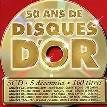 50 Ans De Disques D'Or