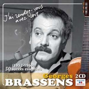 Georges Brassens 50 Succès