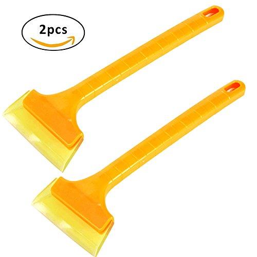 Espoy-Ice-Water-raschietto-lavavetri-con-lama-di-gomma-di-silicone-per-auto-pulizia-doccia-confezione-da-2