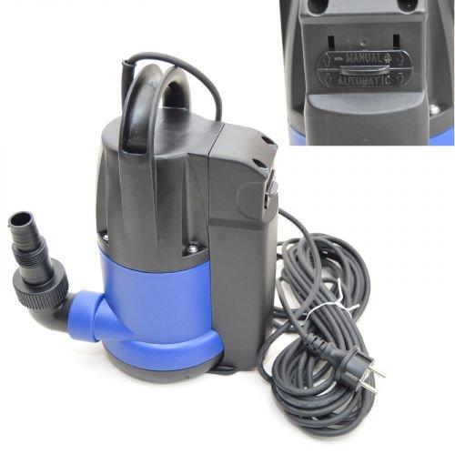 Omnigena Schmutzwasserpumpe  TIPI 400 AUTO im Test