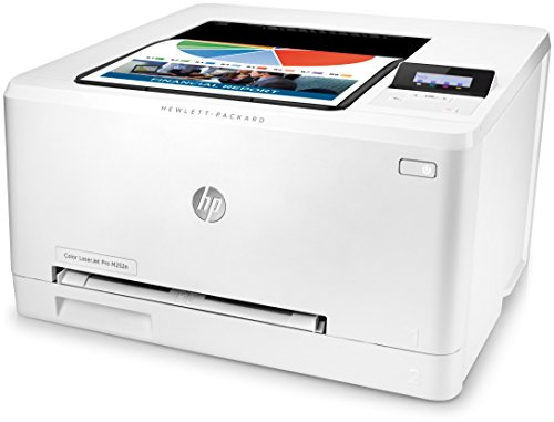 HP Color LaserJet Pro M252n Farblaserdrucker - 3