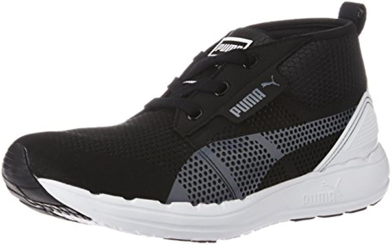 Puma Bolt Hawthorne Hex Mens Schuhe Sneaker / Schuh   schwarz