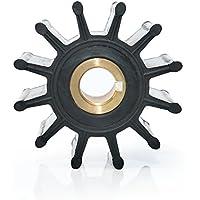 Pleno Power Plus Marine Impeller Repuesto para JABSCO 18958-0001 SHERW17000K CEF 500164