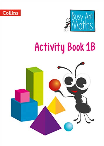 Year 1 Activity Book 1B (Busy Ant Maths) por Jo Power