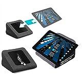 reboon Tablet Kissen für das Archos Diamond Tab 2017 - ideale iPad Halterung, Tablet Halter, eBook-Reader Halter für Bett & Couch